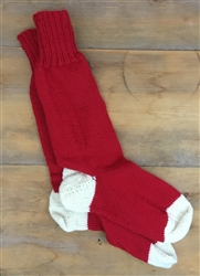 Knit Wool Socks, Various Colors to Choose From!