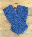 Ladies Wool Knit Wristlets, 2 Colors