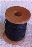 Logwood Dyed S-Twist Linen Thread