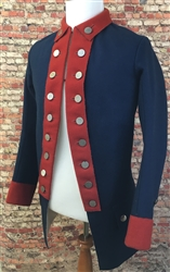 "1778 ""Lottery"" Contract Coat"