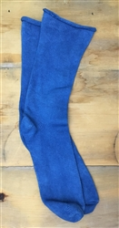Socks, Indigo Dyed