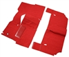 Auto Custom Carpets 1957 Chevy Delivery 2-Dr Bench Seat - Complete Carpet (OS) (TF)
