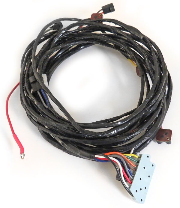 Auto City Classic Power Window Wiring Harness for your Tri-Five 1955-57  Chevy from Woody's Hot Rodz.Woody's Hot Rodz