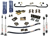 1955-57 Chevy RideTech StreetGrip Suspension System - Small Block (OS) (TF)