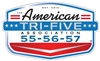 American Tri-Five Association Official Decal