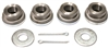 CPP 1955-57 Chevy Idler Arm Bearing Conversion Kit