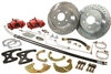 CPP 1955-57 Chevy Rear Big Brake Kit