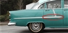 Danchuk 1955 Chevy Bel Air Side Moulding, Rear Door, Passenger Side, 4-Door Sedan and Wagon