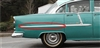 Danchuk 1955 Chevy Bel Air Side Moulding, Quarter Panel, Passenger Side, 4-Door Sedan and Wagon (OS)