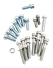 1956-1961 Carburetor Screw Sets, Dual 4BC Carter