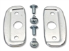 1955-1957 Chevy Convertible Latch Plates, Pair