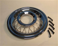 1956 Chevy Accessory Wire Wheel Cover, Each