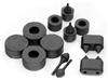 55-57 Rubber bumper, kit (2drwgn); set