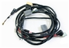 Factory Fit 1956 Chevy Headlight/Generator Wiring Harness, Internally Regulated Alternator