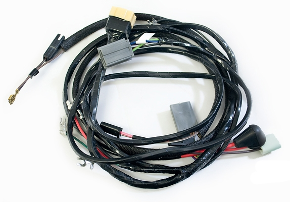 Factory Fit 1956 Chevy Headlight/Generator Wiring Harness, Internally  Regulated AlternatorWoody's Hot Rodz
