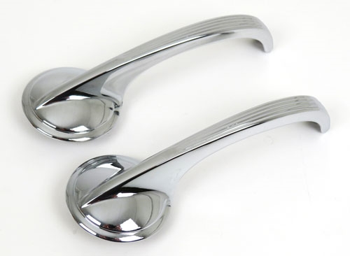 Danchuk Interior Door Handles For Your Tri Five 1955 57