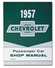 1957 Chevy Chevrolet Shop Manual