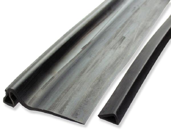 Vertical Qrtr /'55-57 Chevy H//T /& Convt Window Seal
