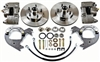 "1955-57 Chevy Right Stuff Rear Disc Brake Conversion Kit for 14"" Wheels (OS)"