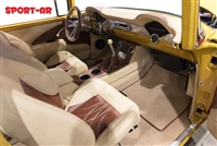 TMI Complete Interiors for your 1955-1957 Chevy