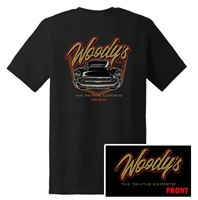 Woody's 2021 T-Shirt - Black