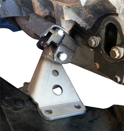 Motor Mounts for your Tri-Five 1955-57 Chevy from Woody's ...