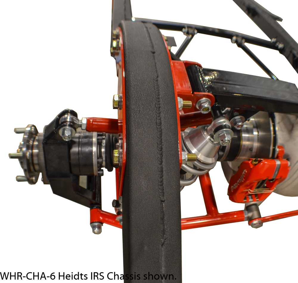 Woody's Hot Rodz Chassis with Heidts full IRS Front/Rear