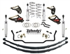 1955-57 Chevy Woody's Hot Rodz Ultimate Leaf Spring Suspension Package