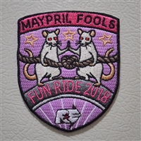 MAYpril Fools Fun Ride 2018 Patch