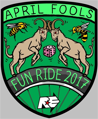 April Fools Fun Ride Registration