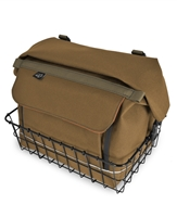 Deluxe Waldo Basket Bag - Trail Dust
