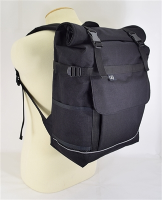 Small Flight Pack - Black