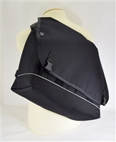Large Pro Messenger - Black