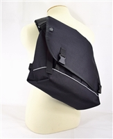 Medium Pro Messenger - Black
