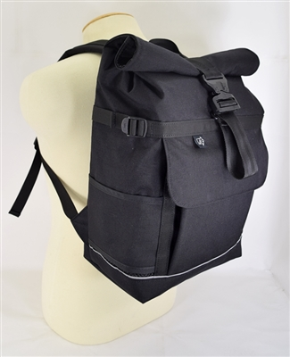 Small Cobra Flight Pack - Black