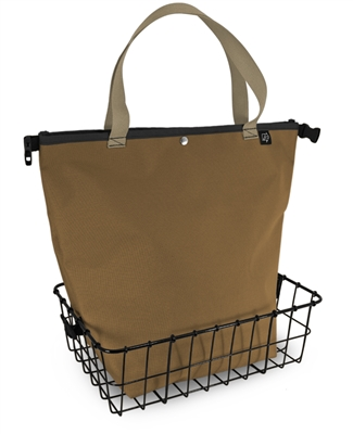 Waldo Basket Bag - Trail Dust