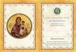 five year our lady of glastonbury spiritual enrollment