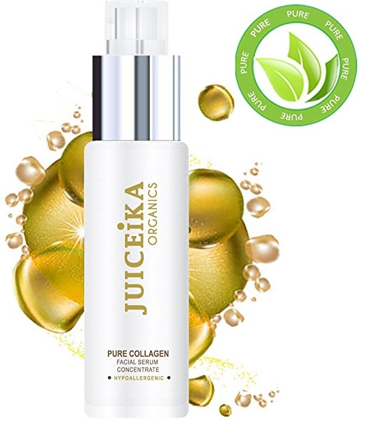 JUICEIKA PURE COLLAGEN FACIAL SERUM Concentrate