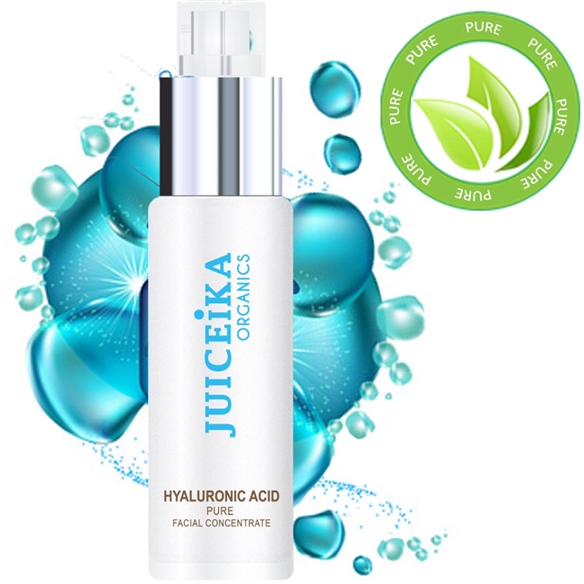 JUICEIKA PURE HYALURONIC ACID FACIAL SERUM