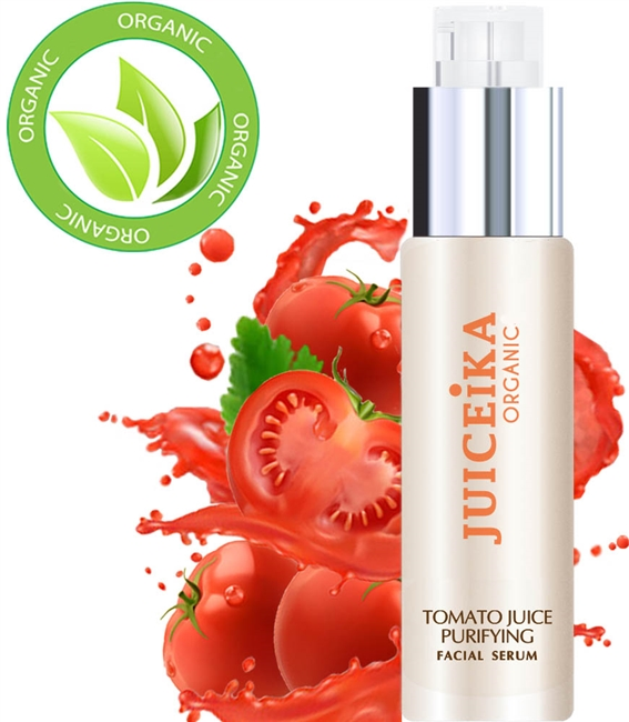 JUICEIKA TOMATO JUICE PURIFYING FACIAL SERUM