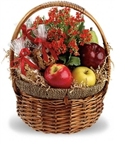 Health Nut Gift Basket