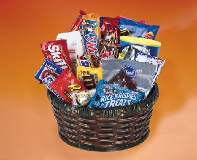 Sweet Tooth Basket
