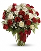 Love's Divine Bouquet-Long Stemmed Roses