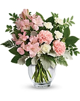 Teleflora's Whisper Soft Bouquet