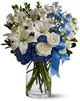 Happy Valley Blue and White Bouquet