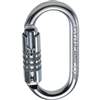 Camp Steel Oval 3Lock Carabiner