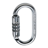 CAMP Oval 2Lock Steel Carabiner 30kN