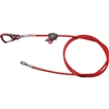 Camp Cable Adjuster Steel Cable Positioning Lanyard 350cm