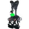 CAMP GT ANSI Fullbody Fall Arrest Black Harness With OPG TurboChest Kit Small - Large