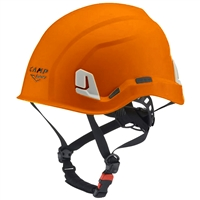CAMP Ares ANSI Certified Orange Helmet For Rescue and Rope Access